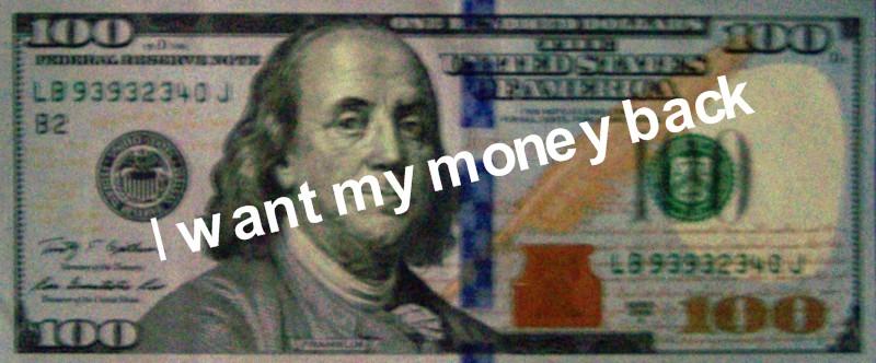 Money Back Grantee