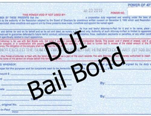 DUI Bail Bonds In Las Vegas